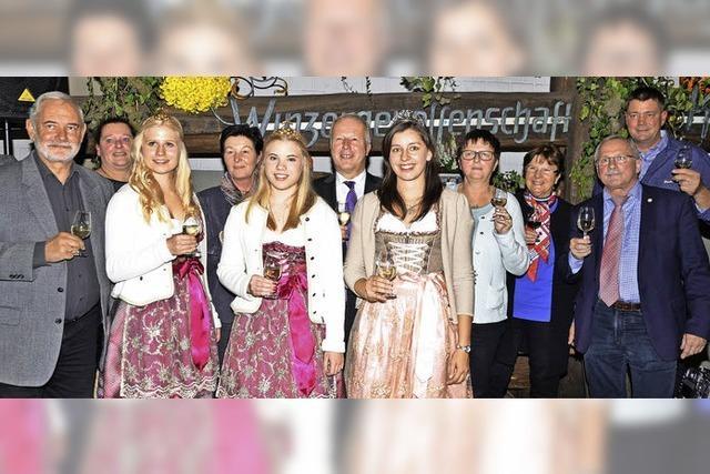 Besucherrekord beim Herbstfest von WG und Vereinsgemeinschaft