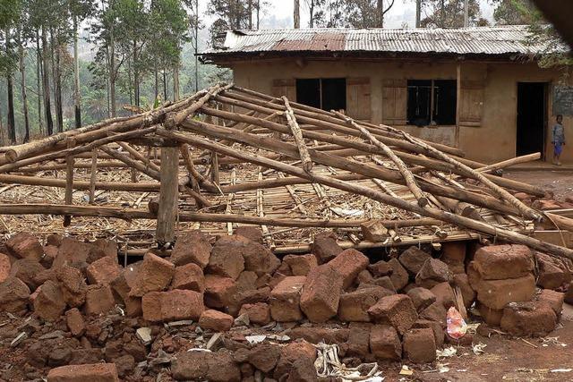 Freundeskreis leistet schnelle Hilfe für Kamerun