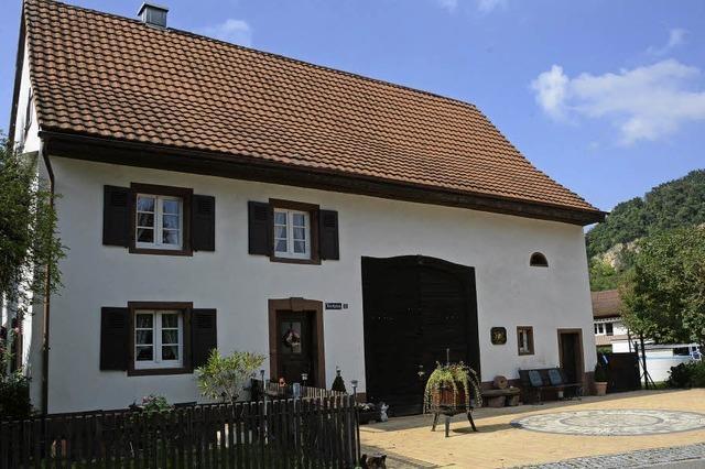 Ein Haus erhalten statt es abzureißen