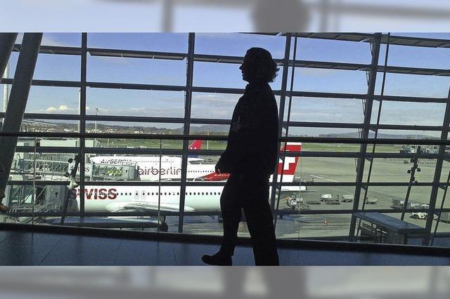 Mehr Flugpassagiere