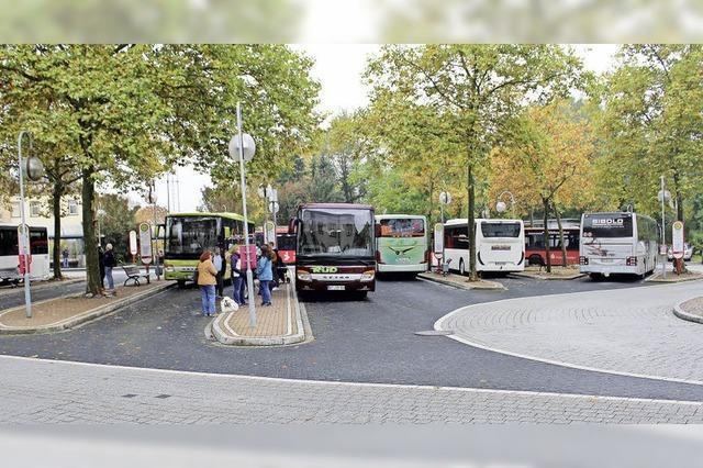 Zug- und Busfahren bleiben im Trend