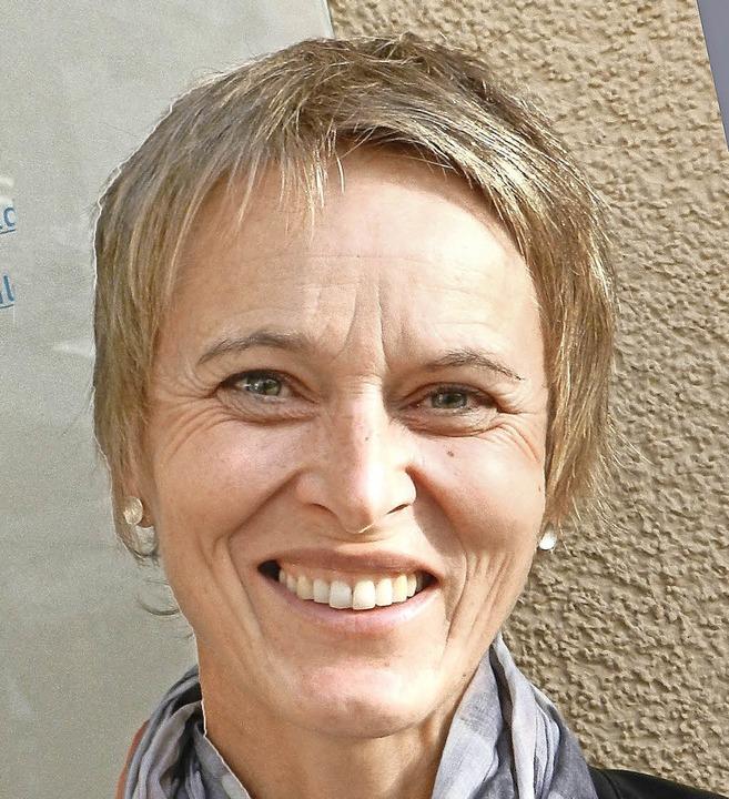 Susanne Dieing, Fachbereichsleitung Mi...irchenbezirks Breisgau-Hochschwarzwald  | Foto: Peter Stellmach
