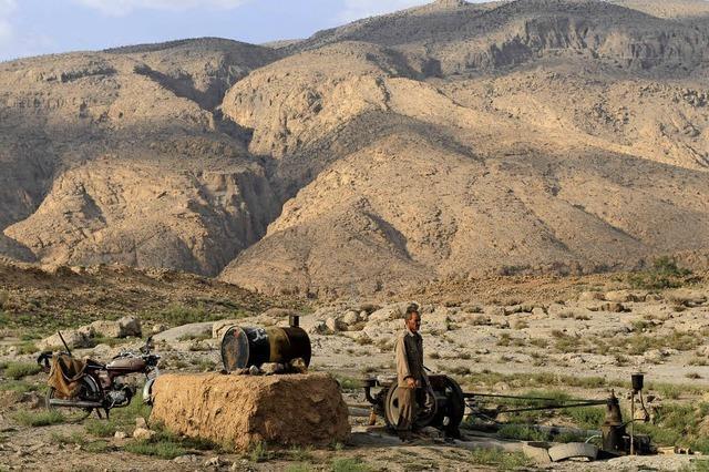 Raubbau am Wasser raubt Iranern Lebensgrundlage