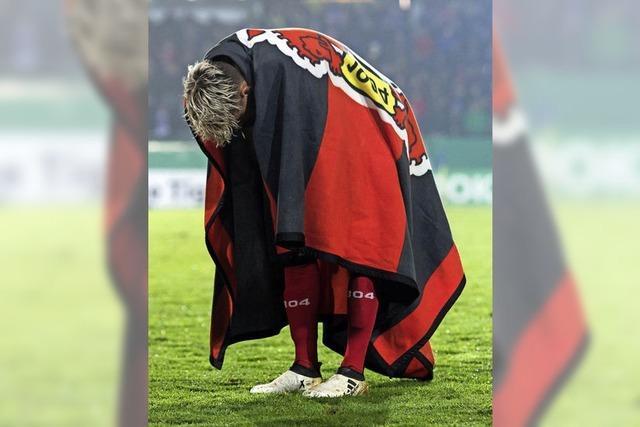 Leverkusen blamiert sich in Lotte