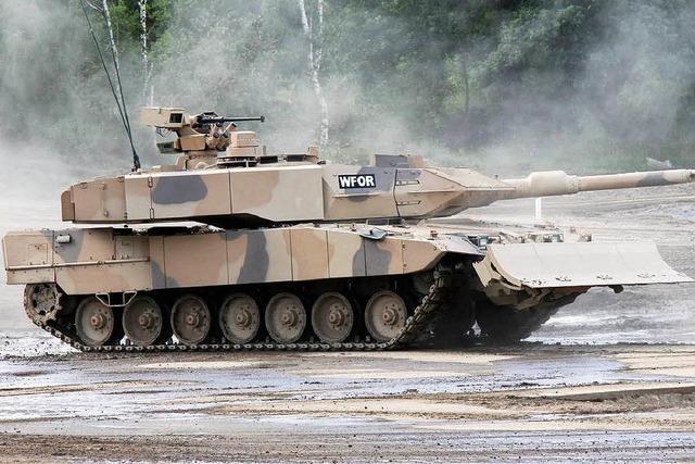 Deutsche Rüstungsexporte legen weiter zu