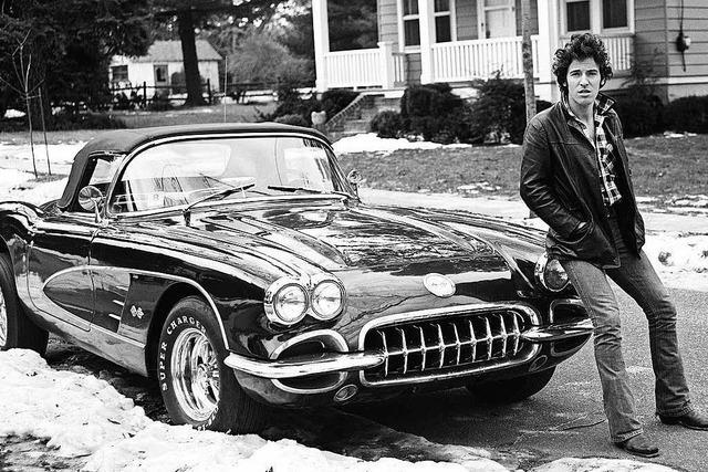 Ein Buch wie ein Song: Springsteens