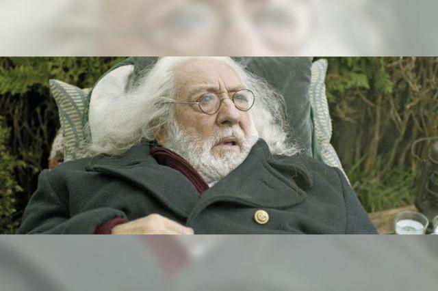 Dieter Hallervorden über