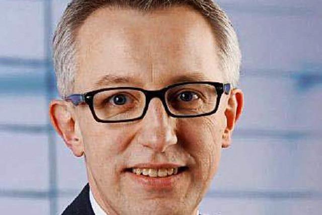 Michael Krupinski wird Leiter des Spitals