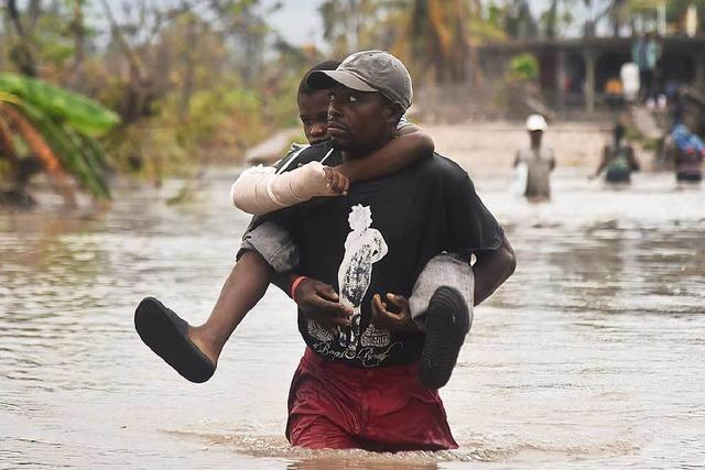 Freiburgerin über die aktuelle Lage im Südwesten Haitis