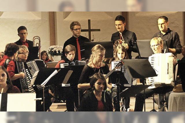 Musikinitiative begeistert mit Popsongs bei Kammerkonzert