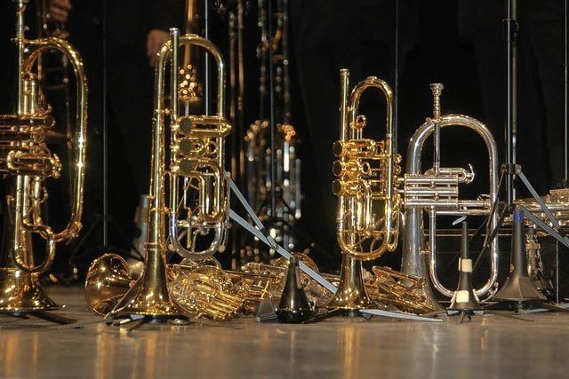 Flohmarkt für Musiker und Musikliebhaber in Grafenhausen