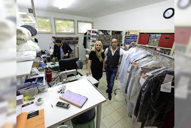 Öko-Wäscherei eröffnet am Gerwigplatz