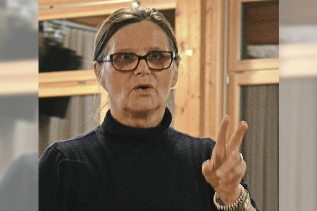 Krankenschwester Margarete Sepúlveda ist seit 2010 in Krisenregionen im Einsatz