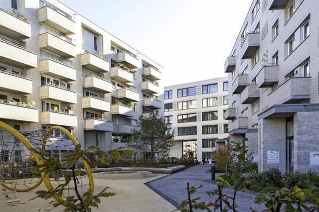 Siedlungswerk Stuttgart baut das