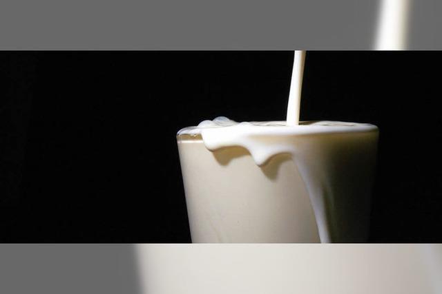Wird mit der Milch bald spekuliert?