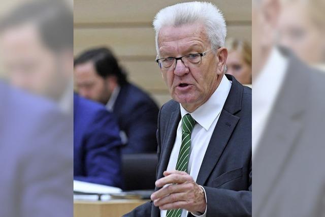 Kretschmann lobt Neuerungen im Bund-Länder-Finanzausgleich