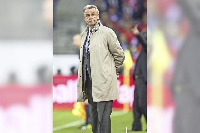 Rückzug vom Trainergeschäft: Ottmar Hitzfeld vermisst nichts