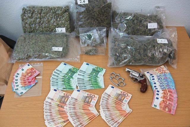 Marihuana: Polizei fasst Großdealer – Hintergrund zu filmreifer Festnahme im Stühlinger