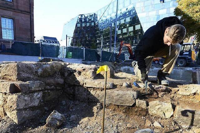 Jüdische Gemeinde will Synagogenreste komplett erhalten – Stadt baut trotzdem