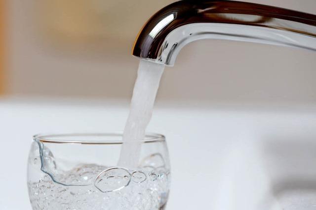 Grenzwert für Coli-Bakterien in Trinkwasser überschritten