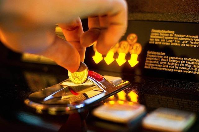 Vergnügungssteuer spült Geld in die Kasse – fast 900.000 Euro
