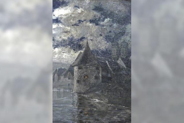 100. Todestag des Malers Otto Rünzi