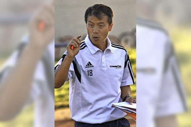 """Tinh Ngo: """"Man muss mehr antizipieren, das Spiel lesen"""""""