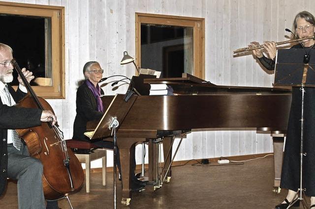Kammermusik für Gesang und Tanz