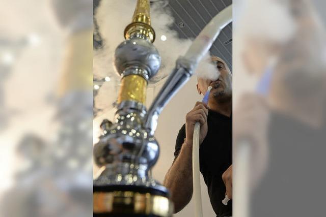 Freiburger Lungenfacharzt warnt vor den Gefahren des Shisha-Rauchens