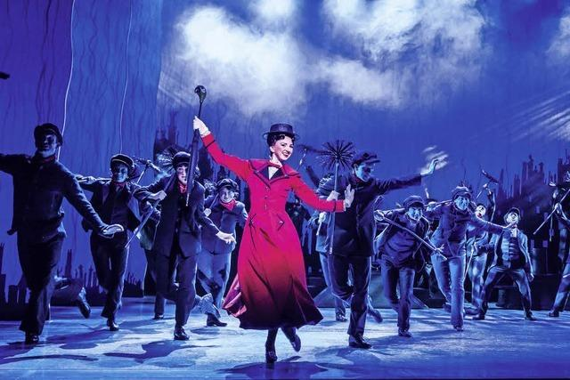 "Musical ""Mary Poppins"" am Stuttgarter Apollo-Theater"