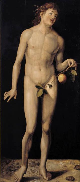 Verbotene Früchte: Adam und<ppp></ppp>  | Foto: -