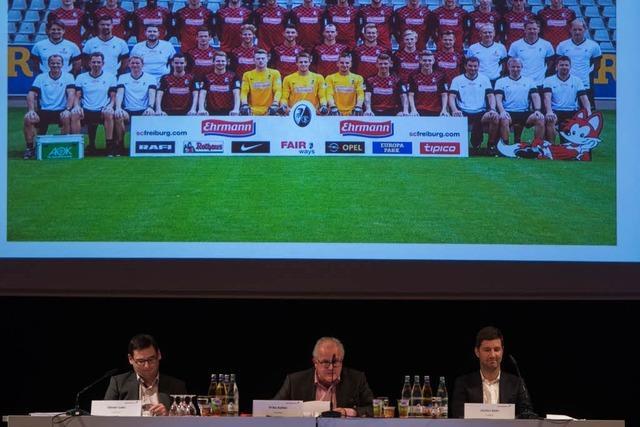 SC Freiburg: Kassenplus und 2500 neue Mitglieder seit dem Abstieg