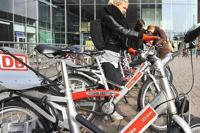 Öffentlichen Fahrradverleih gibt's frühestens ab 2019