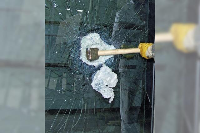 Einbrechern die Arbeit erschweren