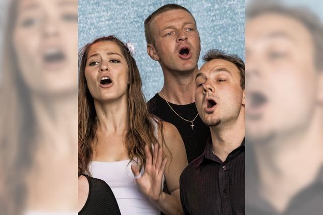 Chorprojekt sucht Sänger