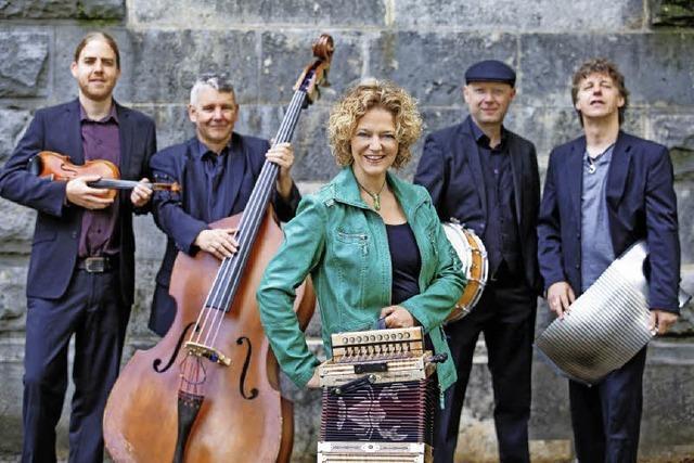 Annie & The Swampcats in Emmendingen