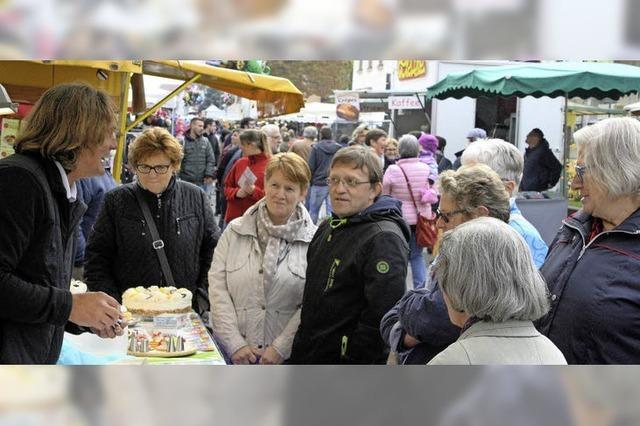 Markttag in Herbolzheim