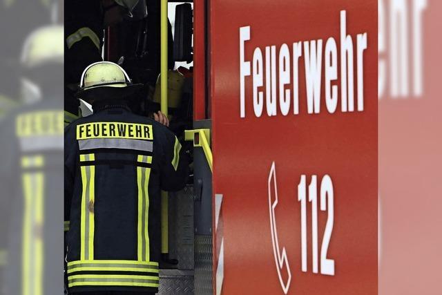 Feuerwehrhaus und Halle: Anfang 2017 kann der Satzungsbeschluss für Gebiet Riedgässle erfolgen