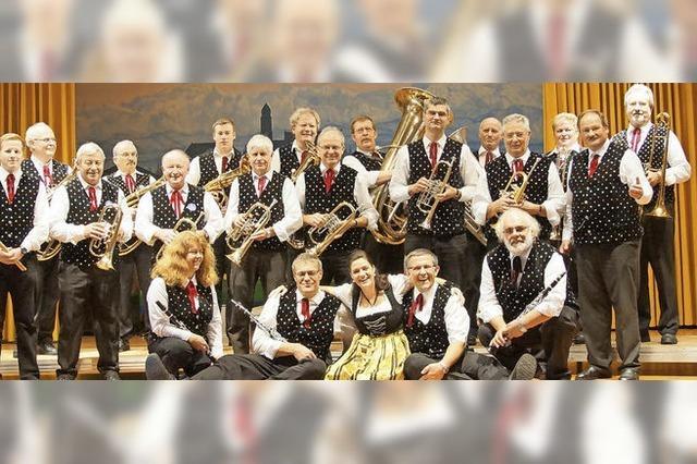 Bötzberg-Musikanten geben Konzert im Haus des Gastes Höchenschwand