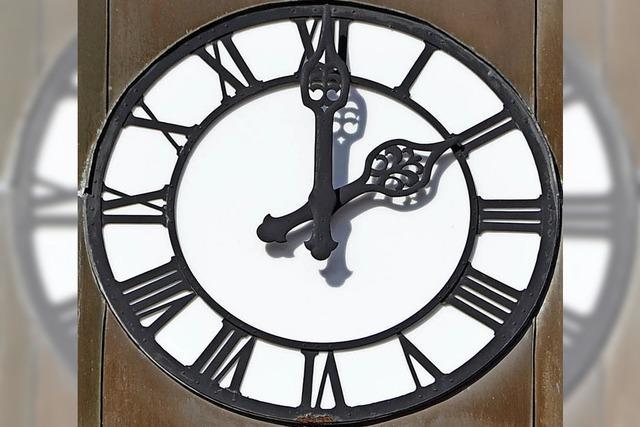 Welche Rolle spielt die Zeitumstellung in der Gemeinde?
