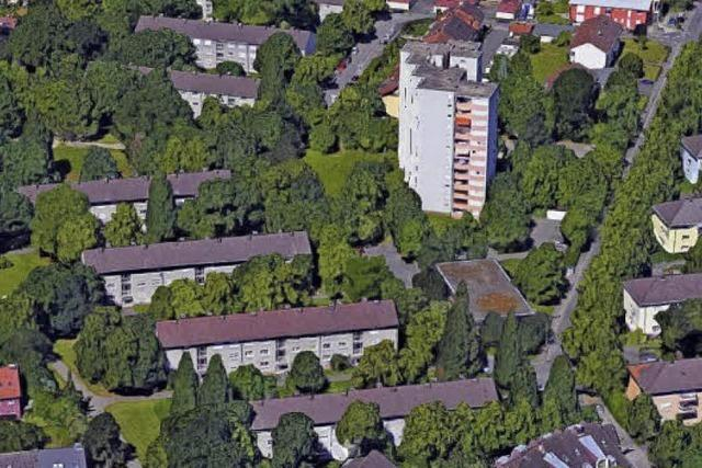 Zwei Wohnblocks an der Belchenstraße werden moderner und höher