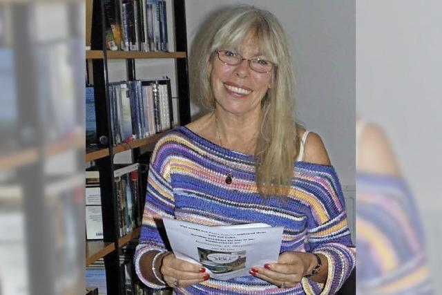 Laufenburger Schriftstellerin Petra Gabriel stellt ihr Kuba-Buch vor