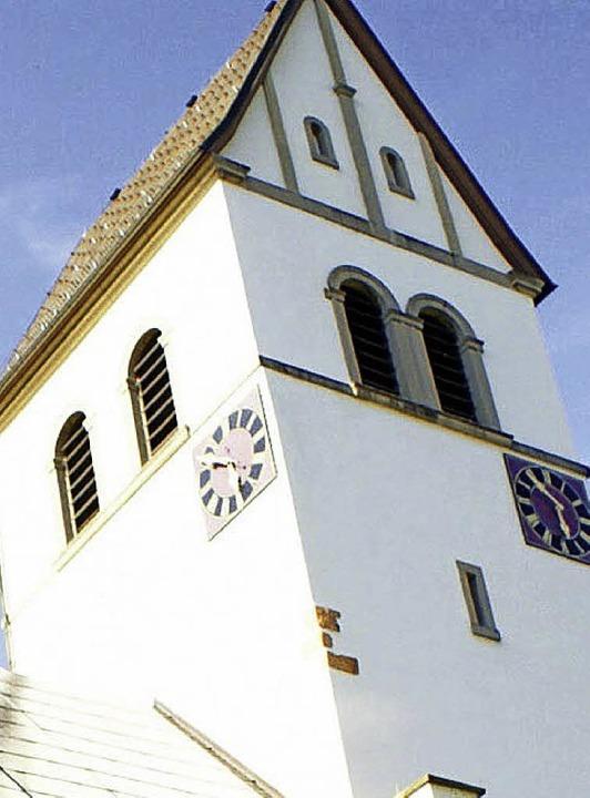 Die evangelische Bergkirche Schönau im Schwarzwald.   | Foto: privat