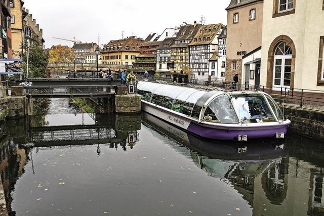 Straßburg entdeckt den Wasserweg neu
