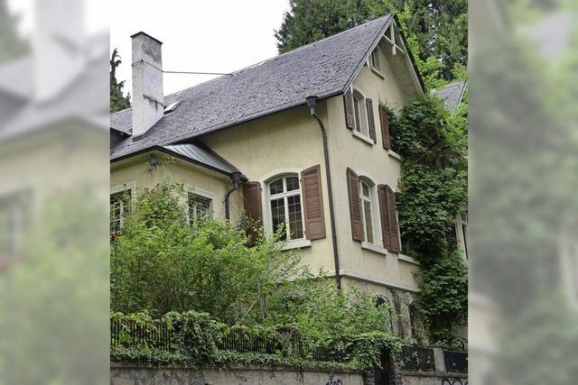 UL-Fraktion sorgt sich um Reinhold-Schneider-Villa