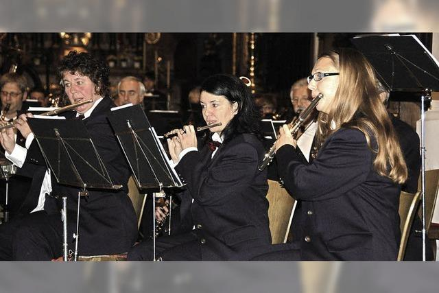Stadtmusik kehrt ins Münster zurück