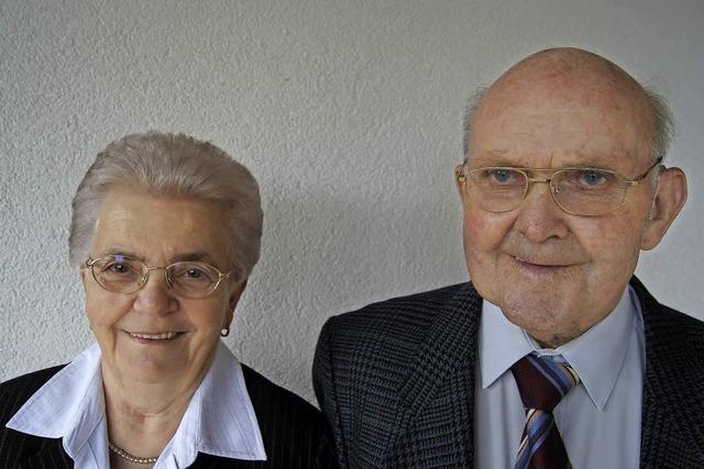Zwölf Enkel und neun Urenkel gratulieren