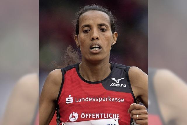 Fate Tola startet beim Frankfurt-Marathon