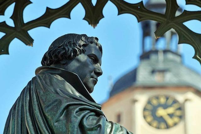 Evangelische Christen feiern Reformations-Jubiläum