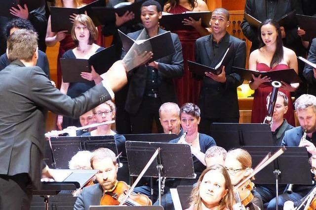 Freiburger Orchester Camerata Academica reist nach Südafrika